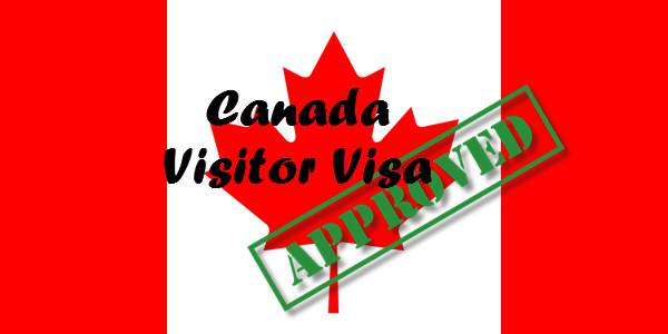 Canada tourist visa trv approved takeaway for you altavistaventures Choice Image